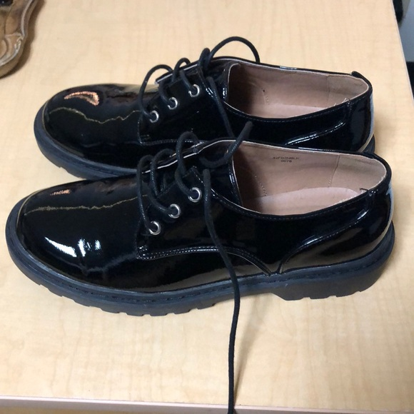 Topshop Shoes | Topshop Flame Lace Up